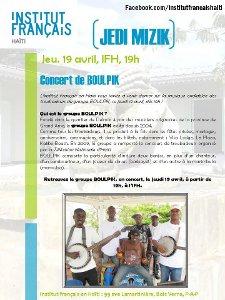 Boulpik IFH