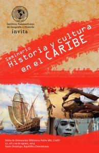 Afiche Seminario Caribe