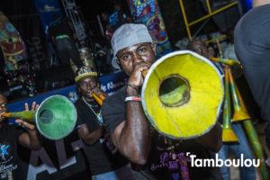 Bande à pied Follow Jah (Tamboulou 2)